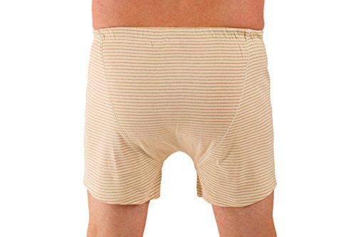 Organic Cotton Colours Herren Boxershorts Bóxer Ajustado Mehrfarbig