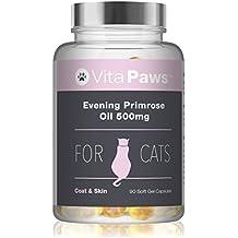 VitaPaws™ Aceite de onagra 500mg | 90 Perlas | Puede favorecer la salud hormonal de