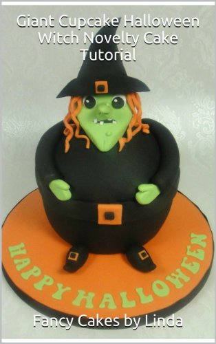 een Witch Novelty Cake Tutorial (English Edition) ()