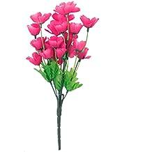 1 pu?ado de Artificial ramo de flores de cerezo Oriental casa/oficina/decoraci¨®n del partido
