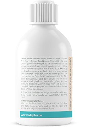 AniPlus – Leinöl 500 ml für Pferde - 3