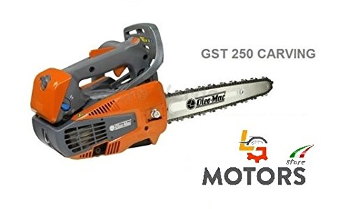 Motosierra Profesional Carving Oleo Mac gst 250