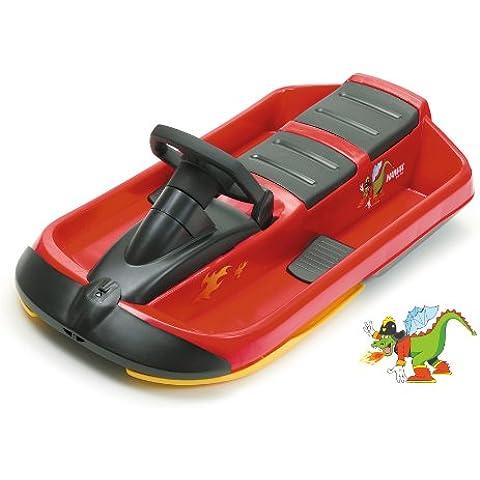 Hamax Sno Taxi, Red/Black - Volante Slitta