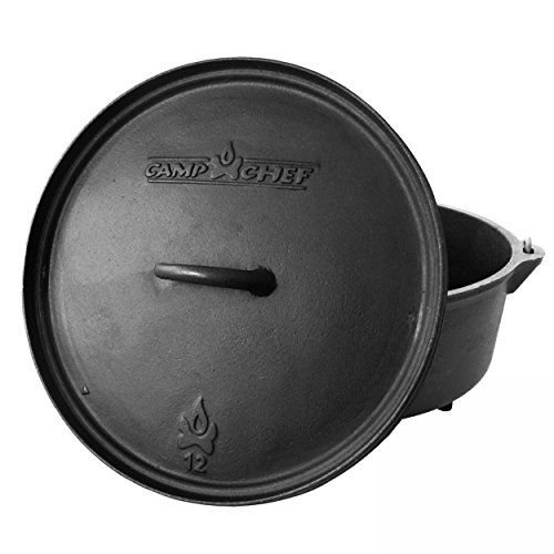 Camp Dutch Oven SDO Chef 12-Classic