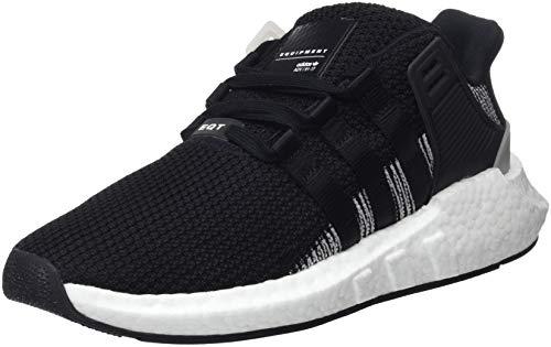 ADIDAS Herren Eqt Support 93/17 Sneaker, Schwarz (Core Black/Core Black/Ftwr White), 45 1/3 EU (  10.5 UK  )