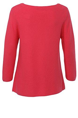 Passport - Sweat-shirt - Femme Rose foncé