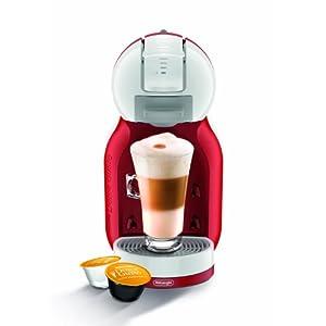 NESCAFÉ Dolce Gusto EDG305WR Macchina per Caffè Espresso e Altre Bevande in Capsula, 1460 W, 0.8 Litri, Plastica, Bianco…