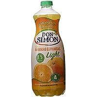 Don Simon Naranjada - Pack de 6 x 1.5 l - Total: 9 l