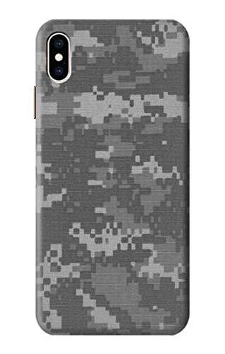 Innovedesire Army White Digital Camo Hülle Schutzhülle Taschen für iPhone XS Max -
