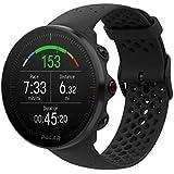 Polar Vantage M, Sportwatch per Allenamenti Multisport, Corsa e Nuoto, Impermeabile con GPS e Cardiofrequenzimetro Integrato, Unisex Adulto, Nero, M/L