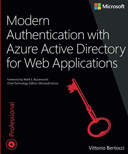 Modern Authentication with Azure Active Directory for Web Applications (Microsoft)
