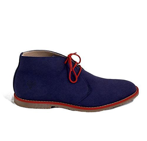 NAE Lagos Blau - Herren Vegan Stiefel - 2