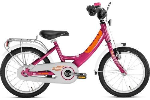 Puky Kinder ZL 16-1 Alu Edition Fahrzeuge, Berry, one Size -