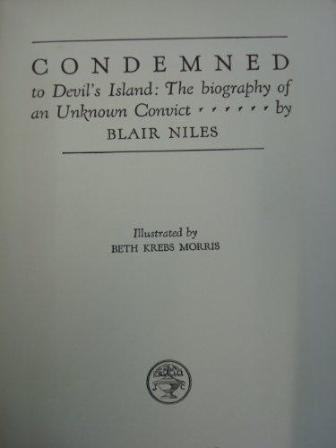 Condemned To Devil S Island Pdf Kindle Waldotristan