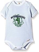 Adelheid Baby - Jungen Body Naturbursche Bio Strampler K. A. Albglück