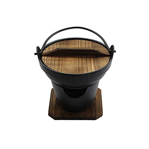 Shabu Shabu Nabe Hot Pot and Stove Set #3612 by JapanBargain
