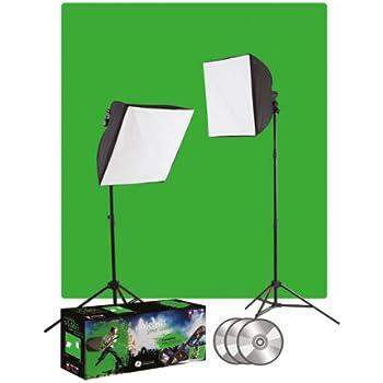 Photo Basics uLite Photo and Video Green Screen Lighting Kit  sc 1 st  Amazon UK & Photo Basics uLite Photo and Video Green Screen: Amazon.co.uk ... azcodes.com