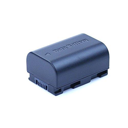 subtel® Batterie premium compatible avec JVC GZ-E15, GZ-EX315, -EX215, GZ-HM550, -HM30, -HM310, -HM330, GZ-HD620, GZ-MG750, GZ-MS110, -MS210 (890mAh) BN-VG107,-VG108,-VG114,-VG121 Batterie de recharge, Accu remplacement