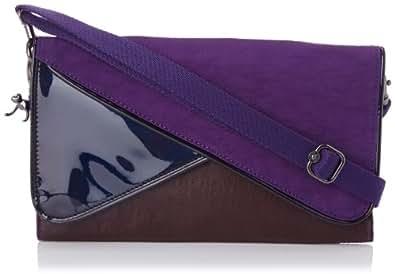 Kipling Women's Starlight Twist Shoulder Bag K1233864L Purple X