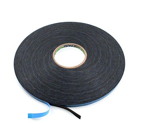 bonus-eurotech-2bf42610009-010a-mousse-auto-adhesive-double-face-largeur-9-mm-longueur-10-m-adhesif-