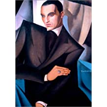 Poster 90 x 120 cm: Marquis Sommi von Tamara de Lempicka / AFIN. - hochwertiger Kunstdruck, neues Kunstposter