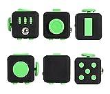 Mini cubo antistress Fidget Cube, allevia lo stress e il giocattolo di ansia Fidget Cube spinner