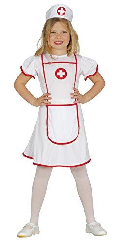 Guirca Kostüm 5–6Jahre Krankenschwester, U ()
