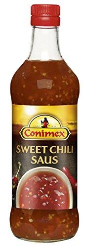 Conimex Sweet Chili Saus, Salsa Dolce al Peperoncino, Salsa Pepe, Salsa, Piccante, 500 ml