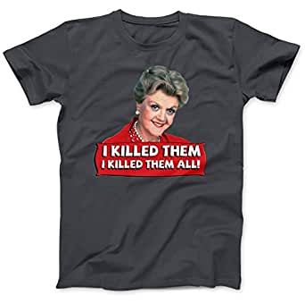 Jessica Fletcher Angela Lansbury T-Shirt 100% Premium Cotton