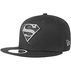 New Era Unisex Gorras / Gorra Snapback Reflect Superman 9Fifty negro Youth