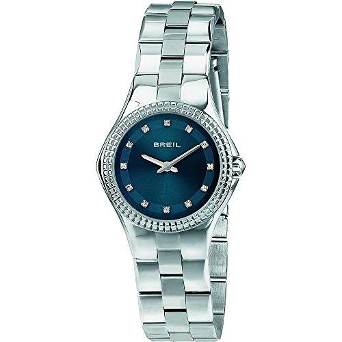 BREIL Reloj Curvy Mujer Sólo el Tiempo Cristales - TW1729