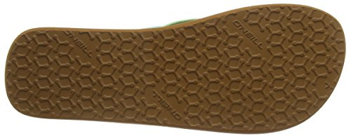 O'Neill Fw Ditsy, Tongs -  femme Multicolore - Multicolor (Papaya Punch)
