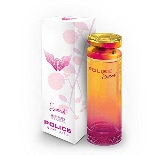 Police Sunscent Eau de Cologne pour Femme 100 ml