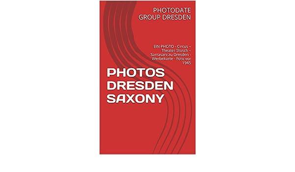 PHOTOS DRESDEN SAXONY: EIN PHOTO - Circus – Theater Stosch ...
