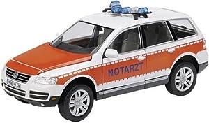 Schuco 403317100 Junior - 1:24 VW Touareg Ambulancia