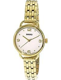 Seiko SUR670 - Reloj de cuarzo japonés para mujer 4d02ae925be3