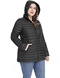 Amazon.it  cappottino - Nero   Donna  Abbigliamento 03bbe00bf8f