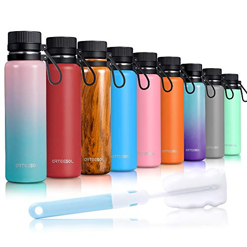 df1a9b6a2372f Sports water bottles the best Amazon price in SaveMoney.es