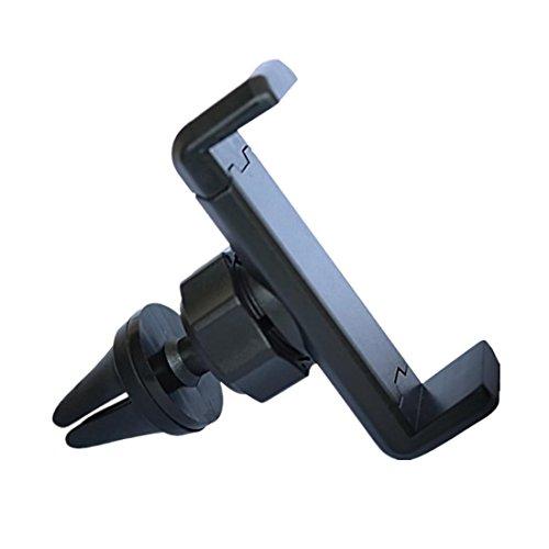 Handheld-gps-halter (Hot Sale. Auto Handy Halter, fat. chot KFZ Handy Schutzhülle für Vent Air Vent Auto Halterung 360Grad Verstellbare KFZ-Halterung für iPhone X, 8, 7, 6, Galaxy Note 8, S8, S7, S6, A7, A5Sony, LG V30, G6, HTC U11, Moto G Z, PDAs, GPS und andere Handheld)