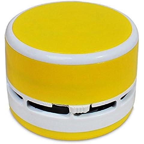 TJ MALL Mini Aspirapolvere Spazzatrice Elettrica Tavolo Aspirare Polvere Raccogliere