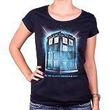 Photo de Tshirt Doctor Who Femme - Tardis in Space par cotton division