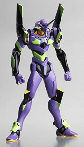 Revoltech: 032 Eva-01 New Movie Edition Action Figure [Toy] (japan import)