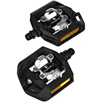 Shimano Pedals PD-T421 CLICK'R Pedal, Pop Up Mechanism, Black