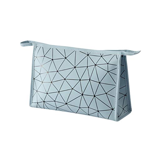 ACMEDE Modische Kulturtasche   Kosmetiktasche   Schminktasche (Make-Up Bag)   Kulturbeutel mit schönen Print-Motiven für Reisen, Urlaub und Alltag Geldbeutel Beutel Tasche, 21 * 14 * 7cm