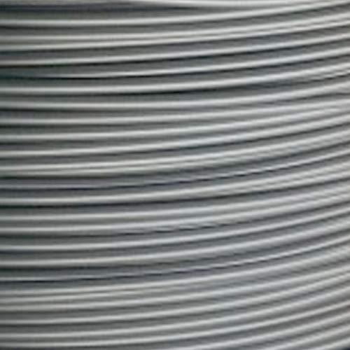3DZ 1,75mm 3D Drucker Filament METALL-Sample Aluminium
