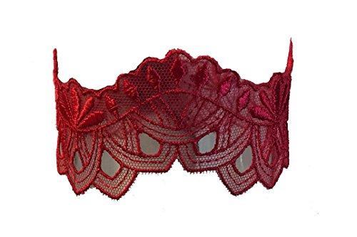 Tuebella Care Gothic Romantic Vampire Halsband (De Halloween Vampiros Caras)
