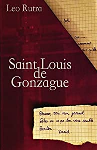 Saint Louis de Gonzague par Léo Rutra