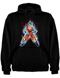 The Fan Tee Sudadera de NIÑOS Dragon Ball Son Goku Anime Vegeta Piccolo Akira Toriyama