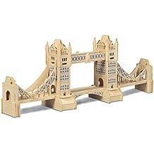 Pont de Londres QUAY Kit de construction en bois FSC