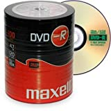 Maxell DVD-R 4.7GB 100 Pack